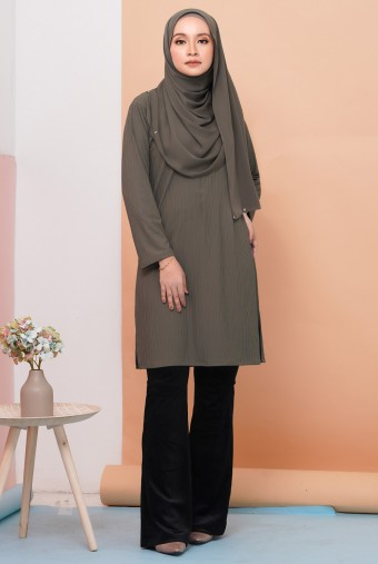 Royale Tunic in Olive