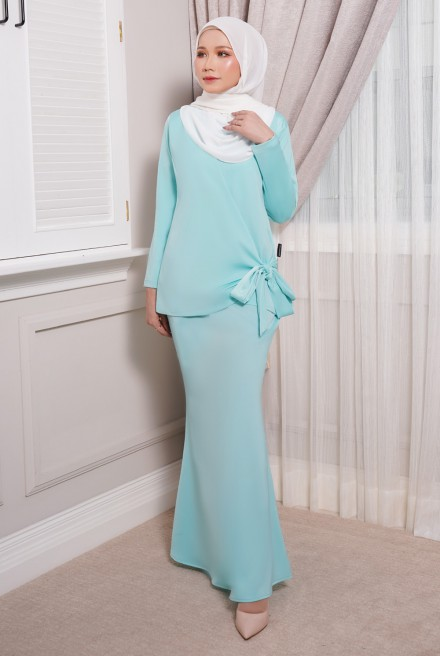 ONDE Kurung in Tiffany