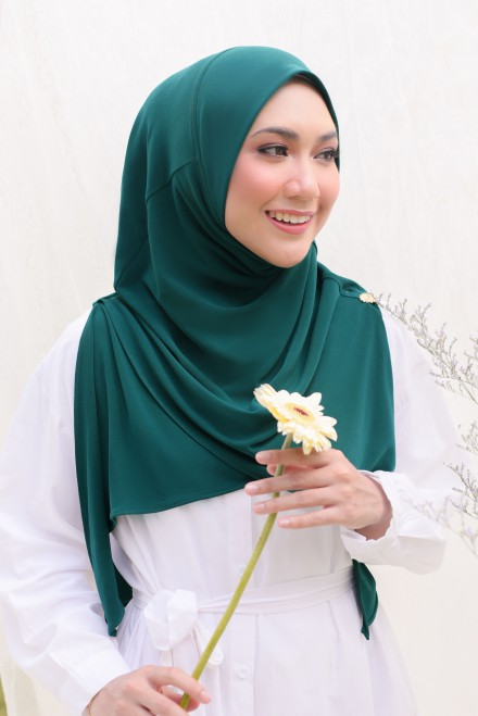 Raesa Bawal Express In Emerald