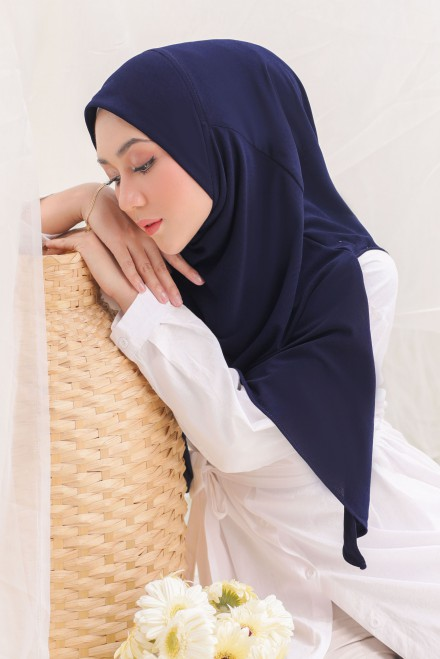 Raesa Bawal Express In Navy Blue
