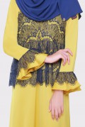 ARCILLA Dress in Mustard