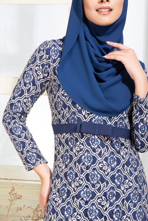 MAYANG SARI  in Dark Blue