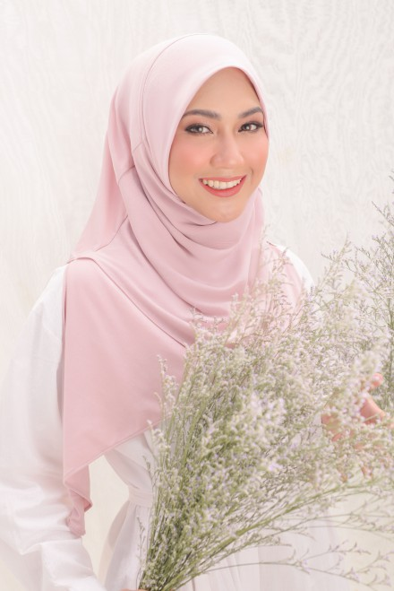 Raesa Bawal Express In Soft Pink