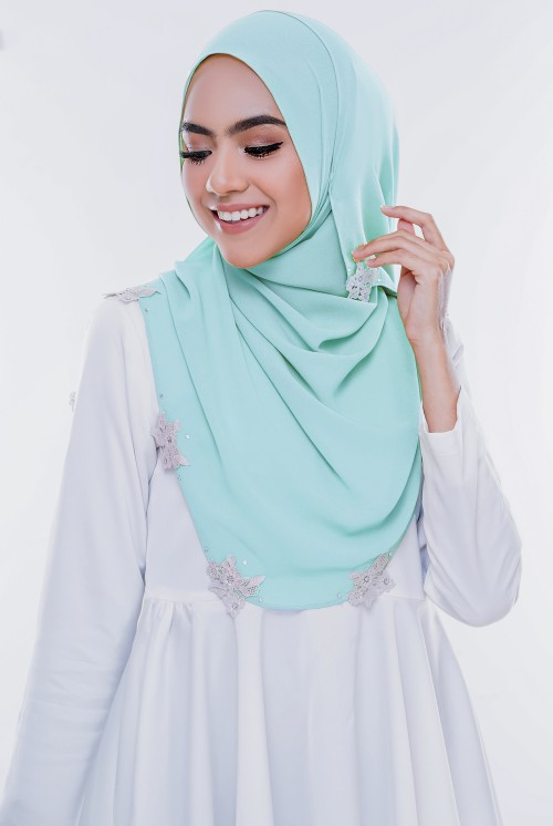 ALANI Semi Instant in Tiffany Green