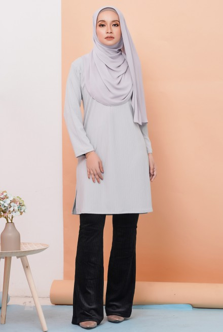 Royale Tunic in Grey