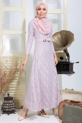 MAYANG SARI  in Dusty Pink