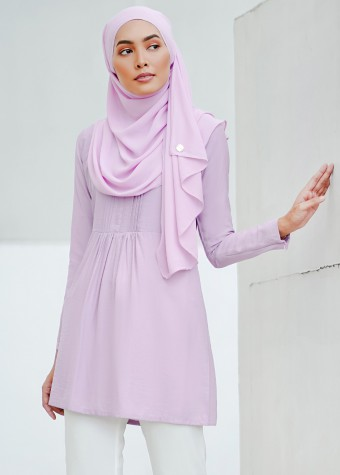 WILMA Blouse in Purple