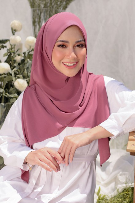 Raesa Bawal Express In Dusty Rose