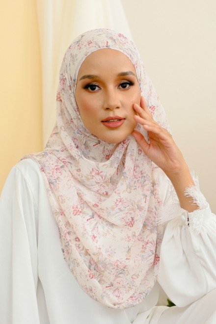 Adra Long Shawl In Aries