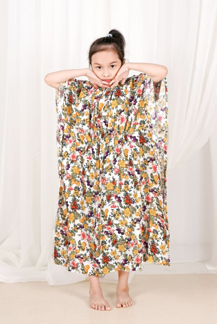 LUNA Kaftan Kids in Dandellion