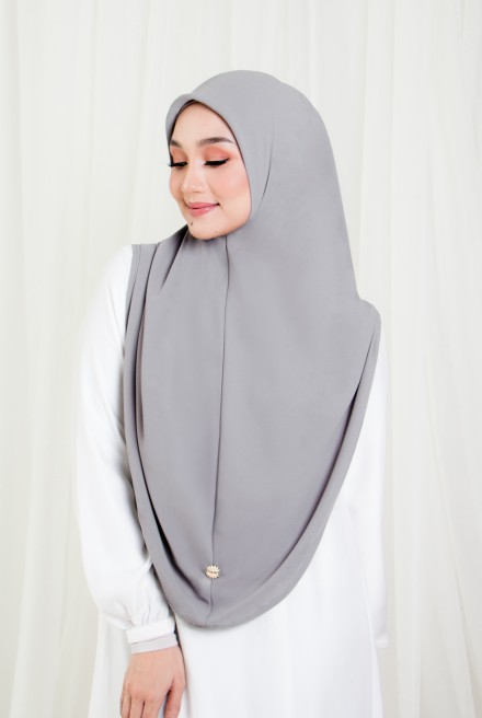 Afja Bawal Express in Grey