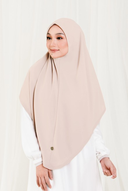Afja Bawal Express in Light Peach