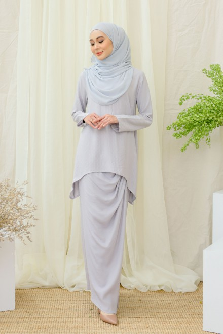Srikandi Mom in Light Grey