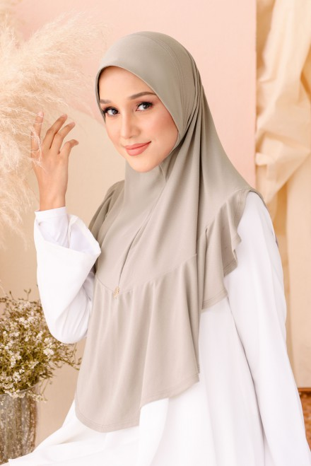 Eshma Express In Light Grey