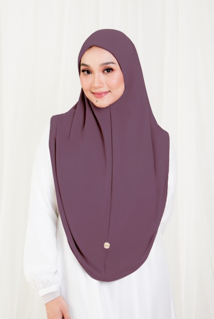 Afja Bawal Express in Plum