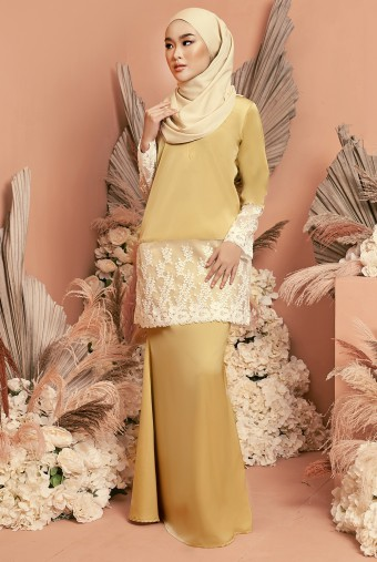 Serai Kurung in Mellow