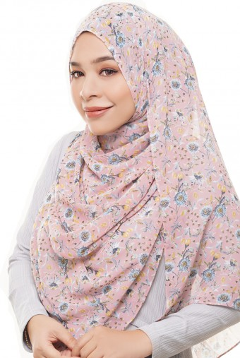ADRA Long Shawl in Chica