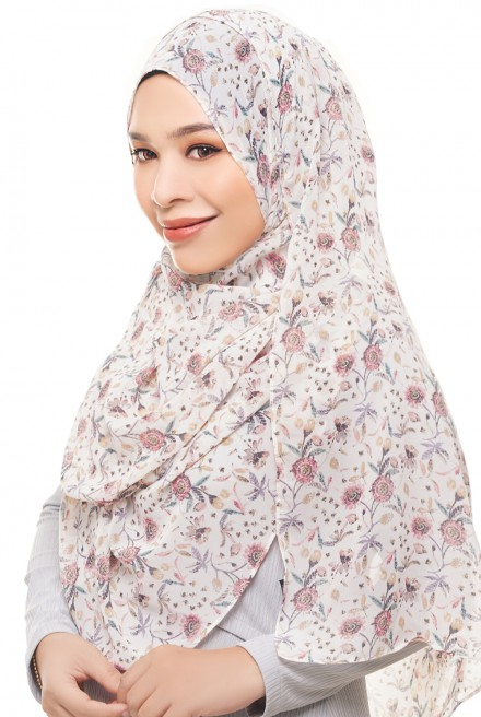 ADRA Long Shawl in Diva