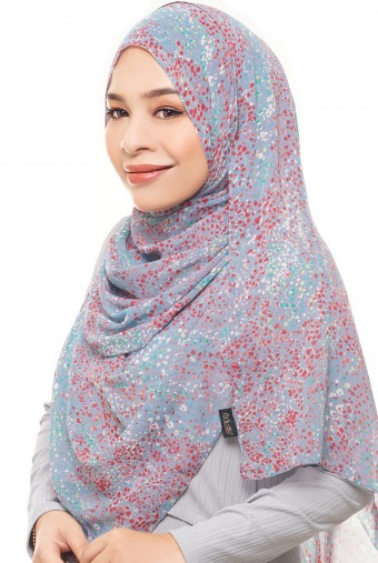 ADRA Long Shawl in Lolita