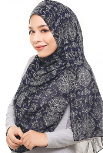ADRA Long Shawl in Shortcake