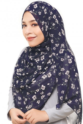 ADRA Long Shawl in Stalker