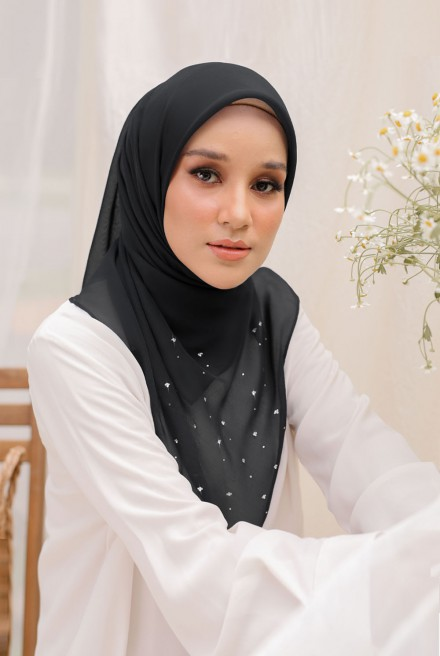 Myla Luxe Bawal 12/20 in Black