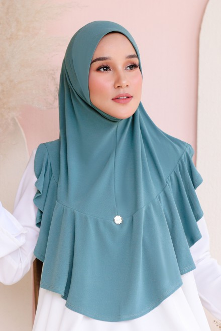 Eshma Express In Blue Green
