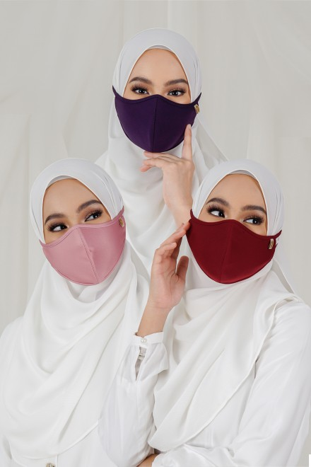 Airy Face Mask in Bold Edition