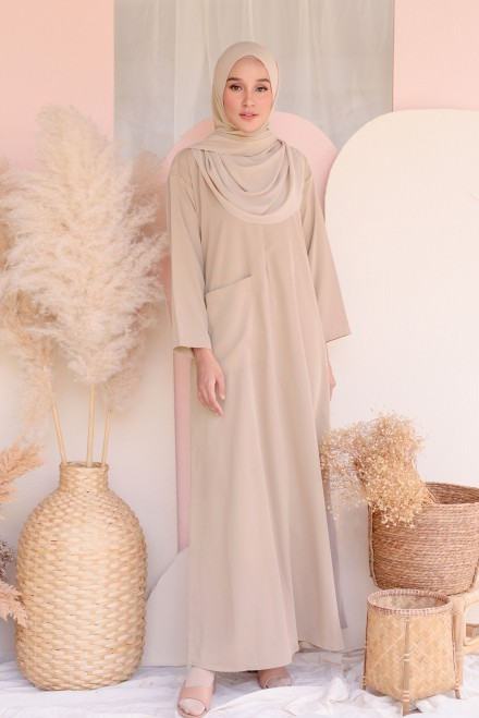 Baju Klawa Basic In Cloud