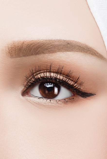 001 Light Brown AYBRO 3-in-1 Natural Browliner