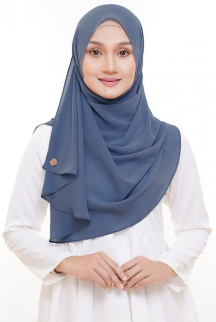 Sadia Series in Dusty Blue