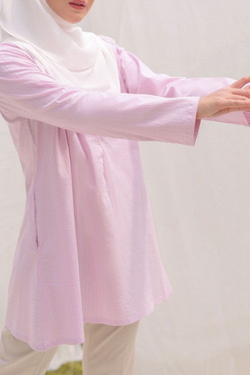 RUMI Blouse in Lilac