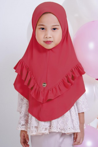 Ayra Full Instant Kids in Red