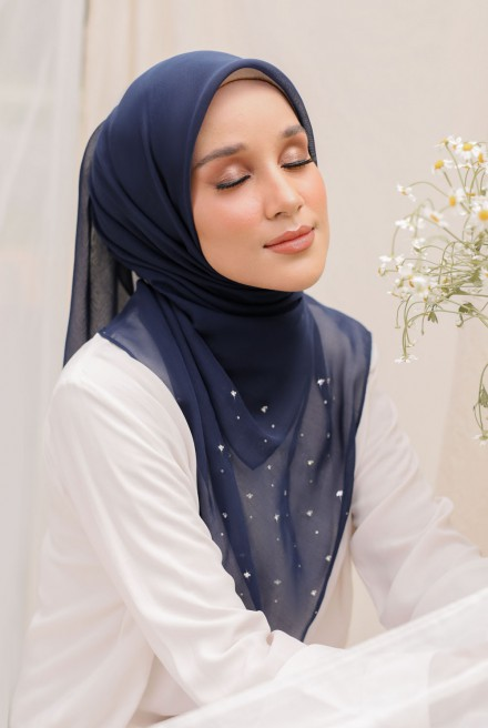 Myla Luxe Bawal 12/20 in Navy Blue
