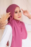 Bayu Instant Shawl in Orchid