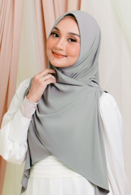 Luna Bawal Instant in Soft Grey
