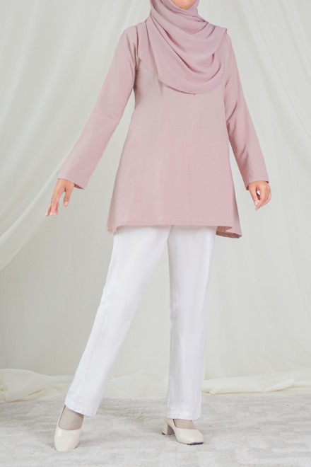 RUMI Blouse in Soft Pink