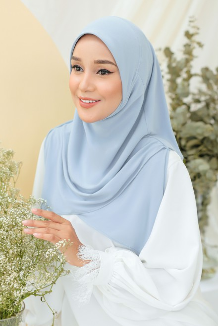 Raesa Bawal Express In Soft Blue