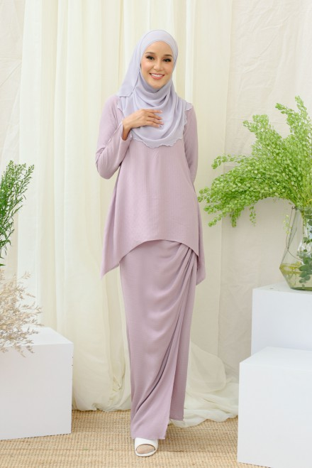Srikandi Mom in Soft Purple