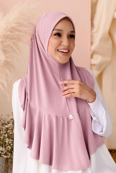 Eshma Express In Dusty Pink