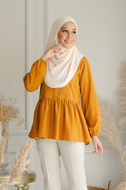 Veri Blouse In Sunset