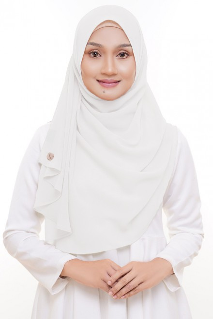 Sadia Series in White