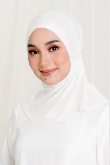 Aveen Inner Neck in White