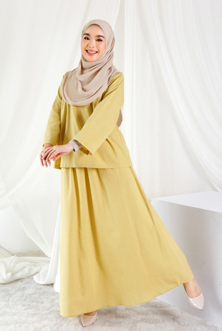 Nomi Set in Yellow